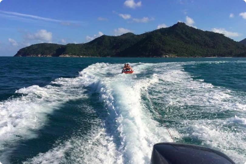 Boat Koh Samui