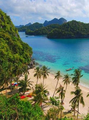 Острова и морские туры