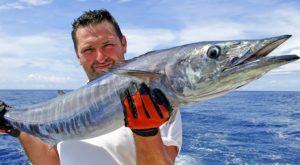Морская дневная рыбалка