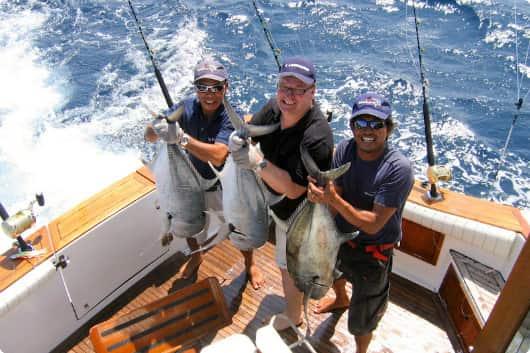 Sea fishing Samui