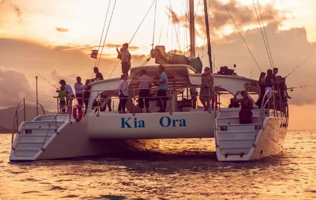 Private and group cruises on Koh Samui