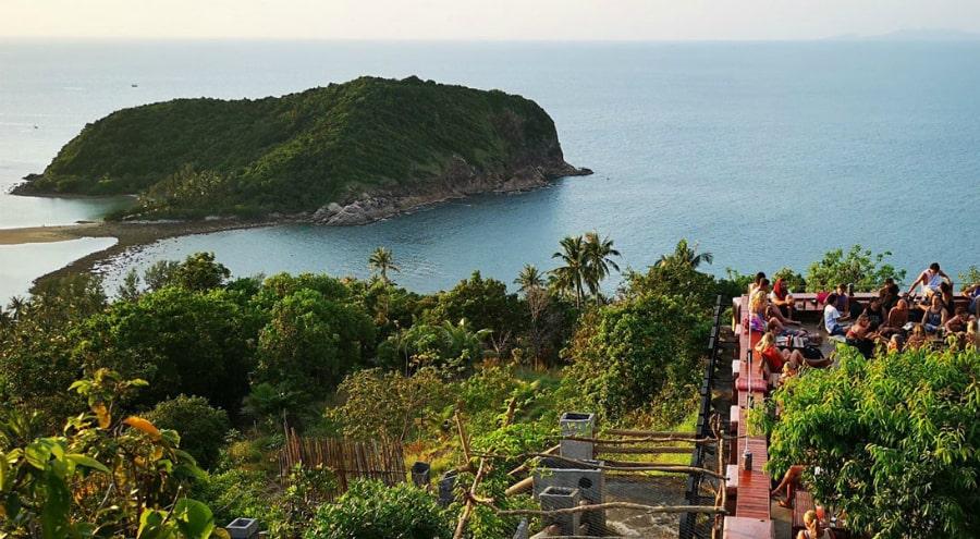 Sightseeing tour Phangan