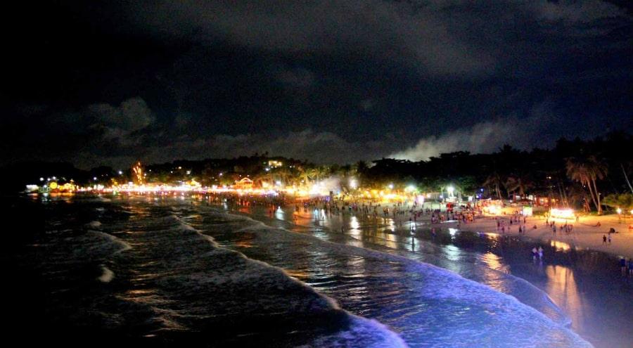 Остров Панган – Full Moon Party