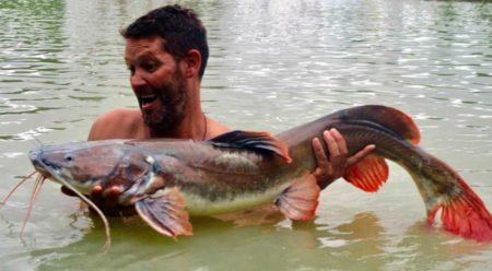 Озерная рыбалка Topcats