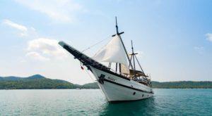 Яхта Baidee