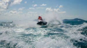Jet Ski on Koh Samui