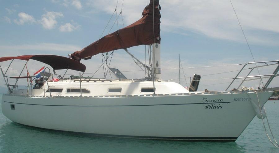 Яхта Sanora